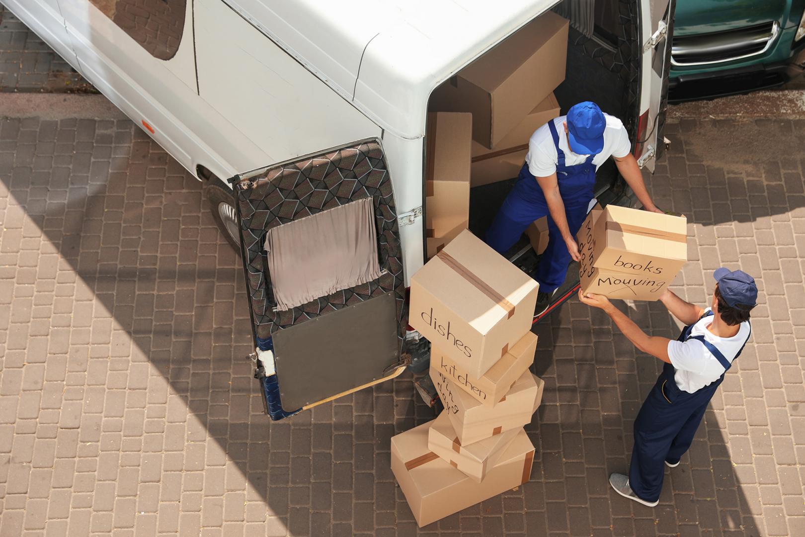 Autour des déménagements internationaux